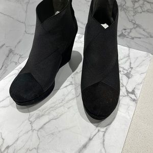 Browns Suede Shoes-Booties